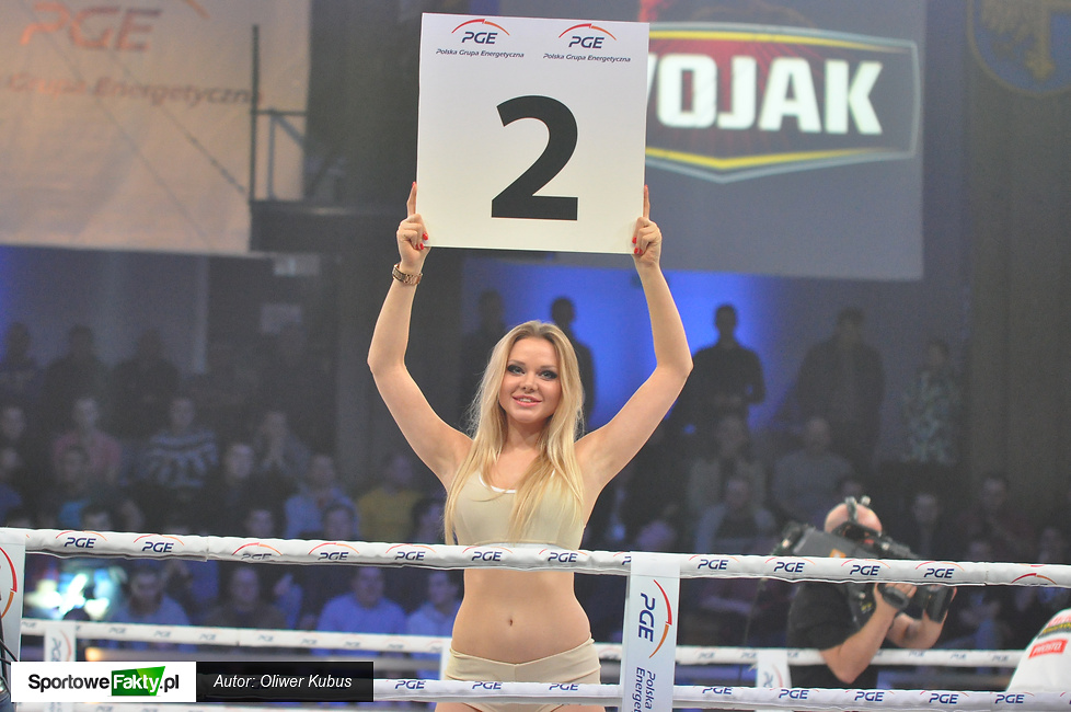 Wojak Boxing Night w Opolu