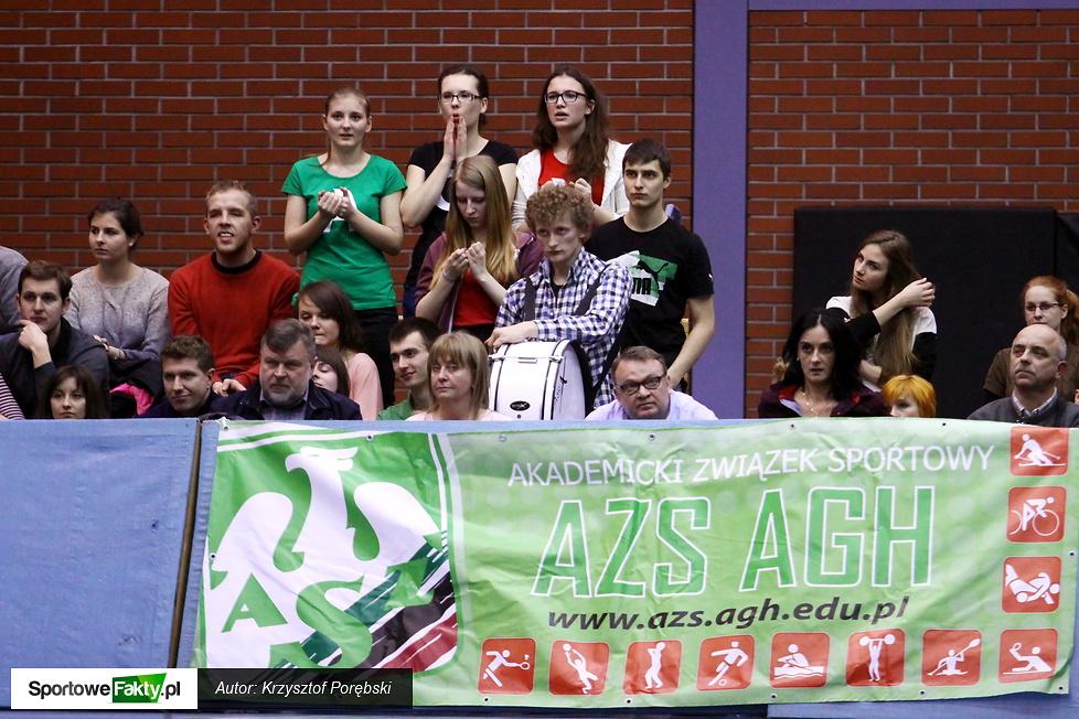AGH 100RK AZS Kraków - Krispol Września 3:2