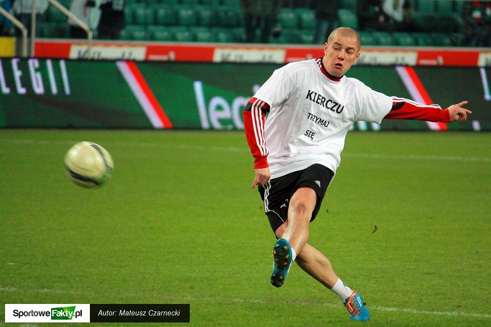 Legia Warszawa - Korona Kielce 1:0