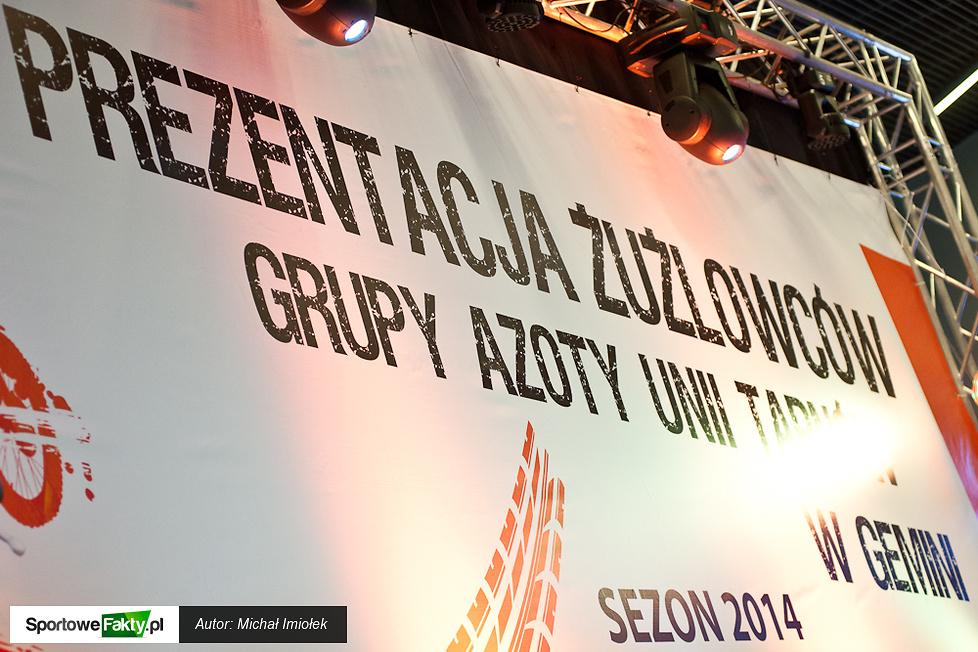 Prezentacja żużlowców Grupa Azoty Unia Tarnów, cz. 2