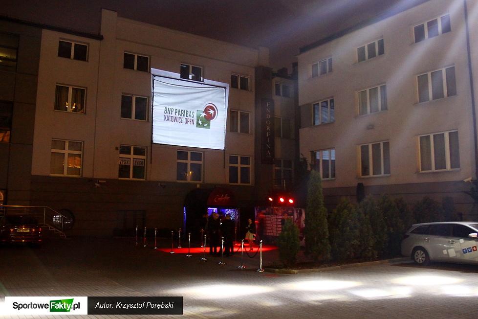 WTA Katowice: Players Party
