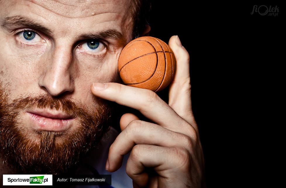 Koszykówka to całe moje życie - Jakub Dłoniak