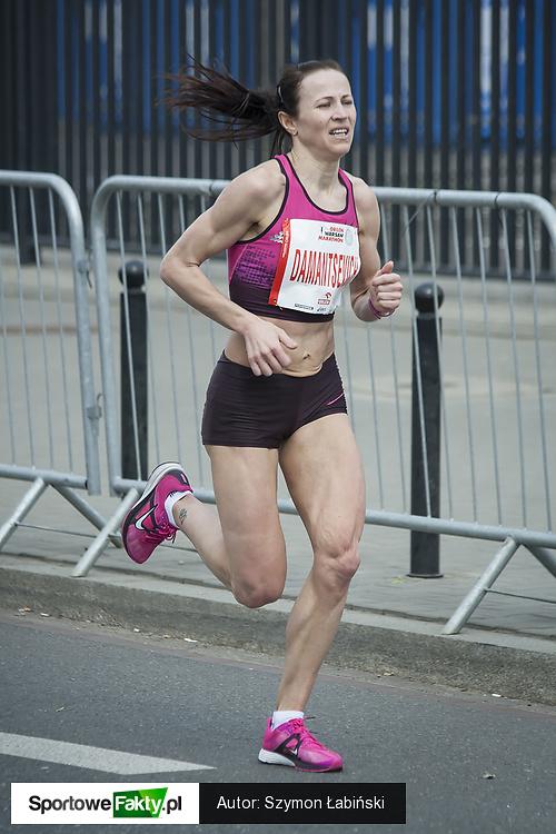 Orlen Warsaw Marathon 2014