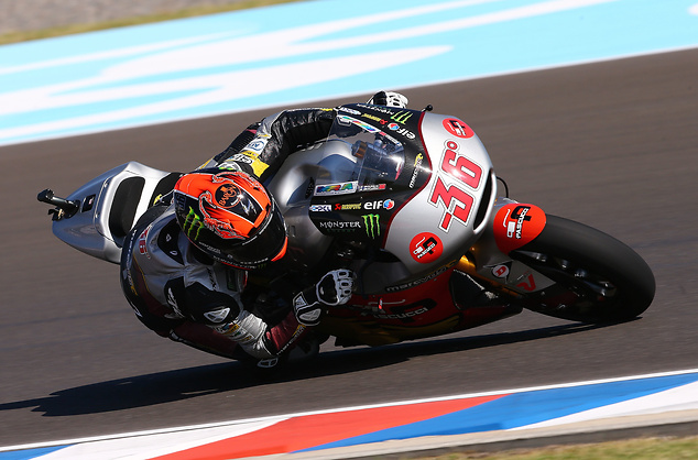 Esteve Rabat nie miał sobie równych na torze Termas de Rio Hondo (fot. Marc VDS Racing)