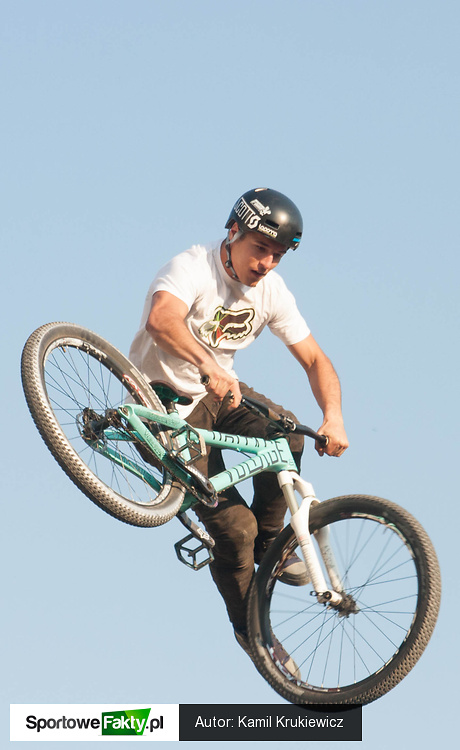 Freeride Mountain Bike World Tour Przemyśl 2014 & Bike Town Festiwal...