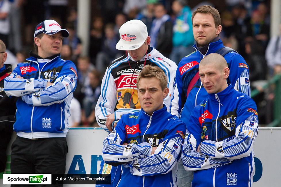 Betard Sparta Wrocław - Fogo Unia Leszno 45:45