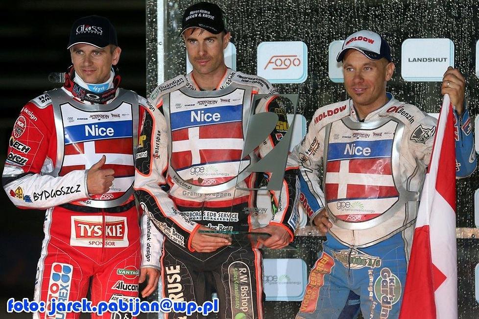 II runda Speedway Best Pairs Cup w Landshut, część 1