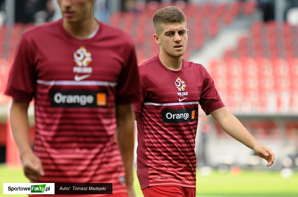Polska U-21 - Bośnia i Hercegowina U-21 1:0, część 1