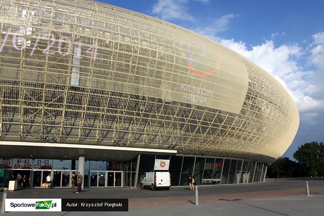 Tauron Arena Kraków, to największy obiekt widowiskowo-sportowy w Polsce.