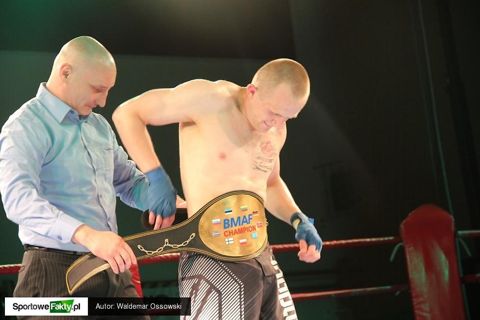 Gala Champions Fight Night w Kościerzynie