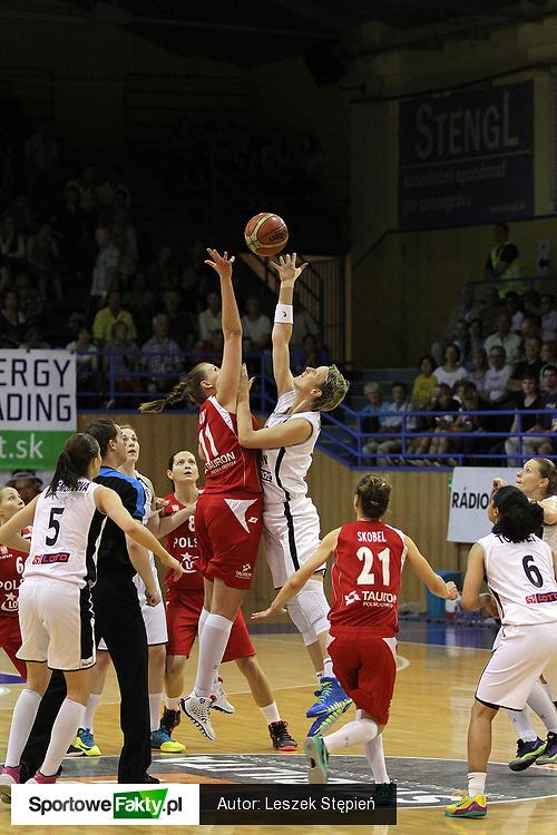 Słowacja - Polska 71:55