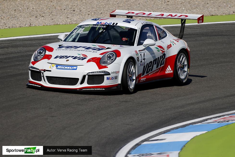 Verva Racing Team na Hockenheim