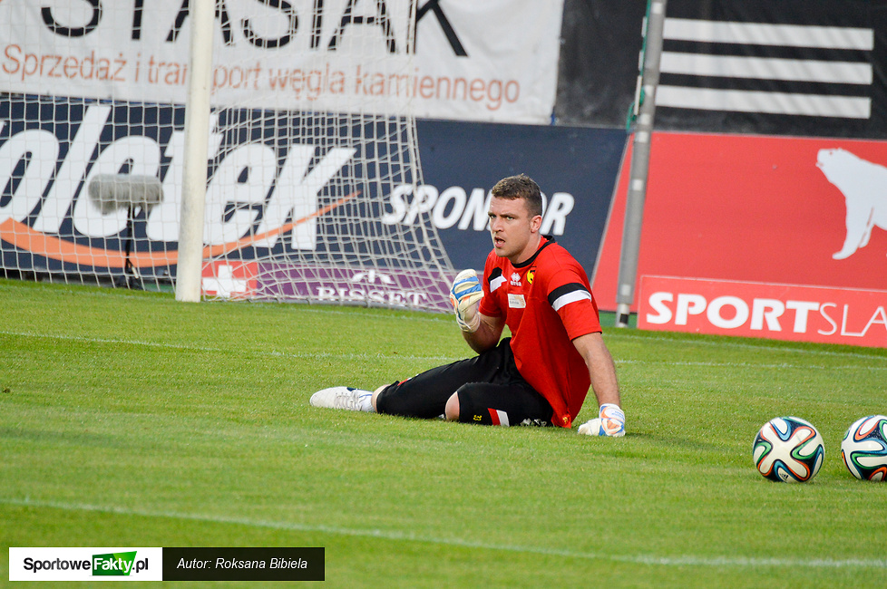 Górnik Zabrze - Jagiellonia Białystok 3:0