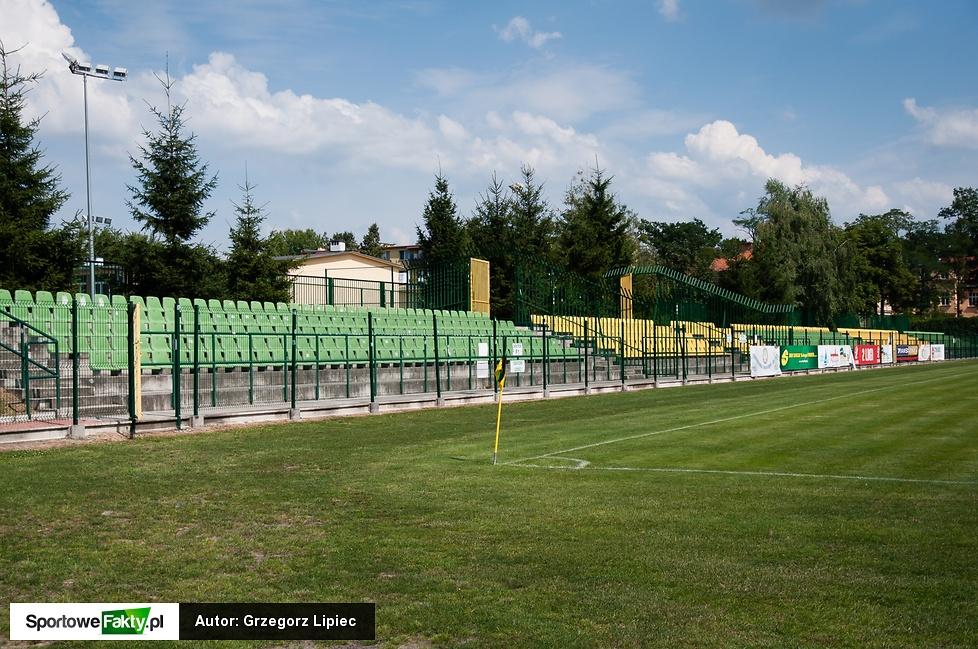 Modernizacja Stadionu Miejskiego w Tarnobrzegu