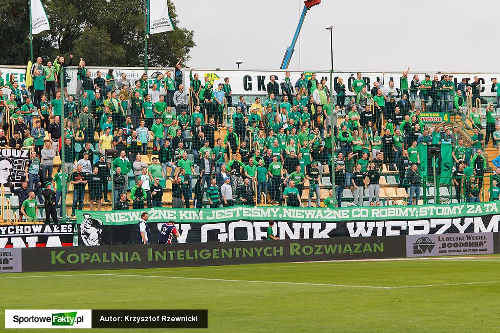 Górnik Łęczna - Pogoń Szczecin 4:2