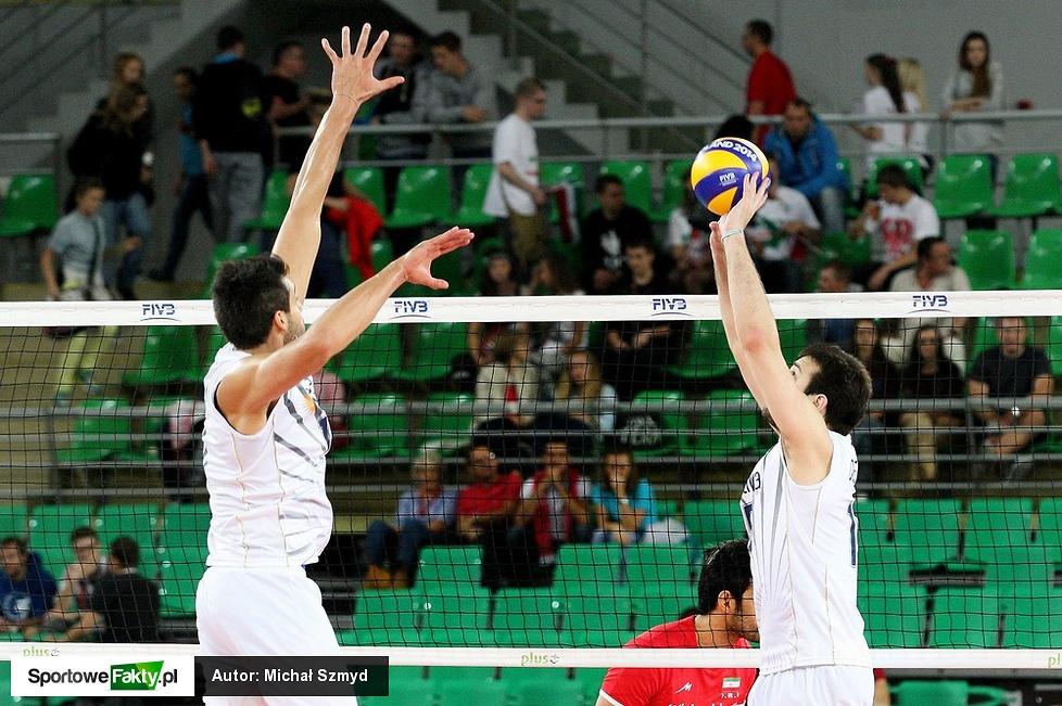 MŚ: Argentyna - Iran 0:3