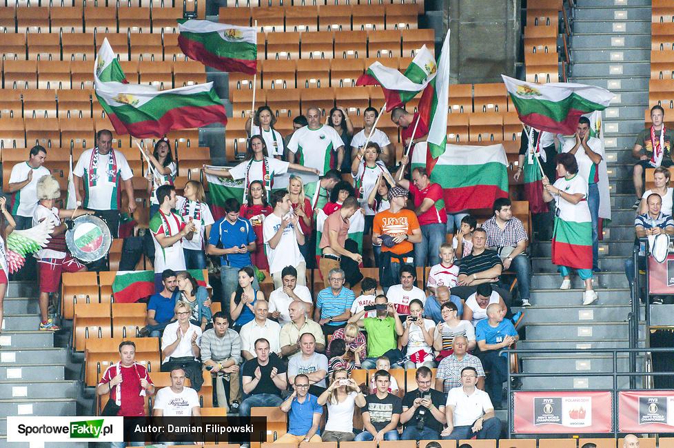 MŚ: Kuba - Bułgaria 3:0