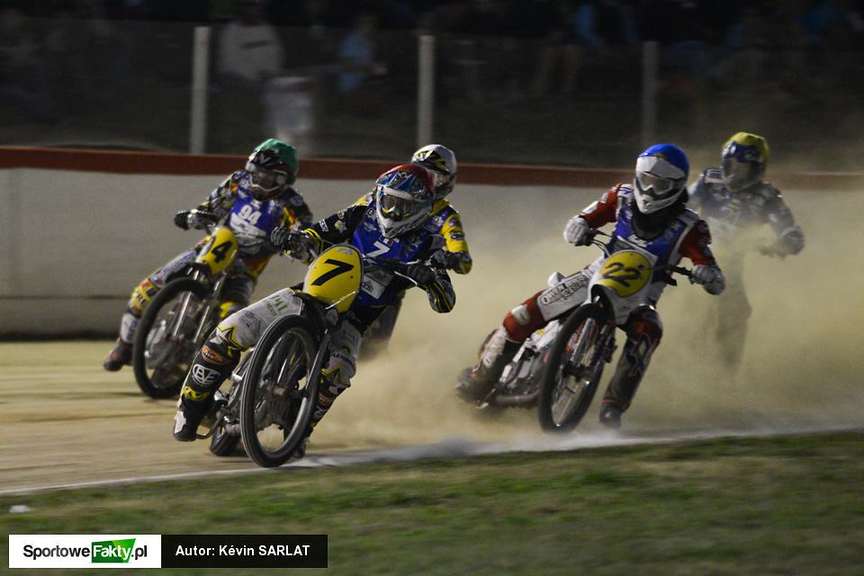 Grand Prix na długim torze w Morizes
