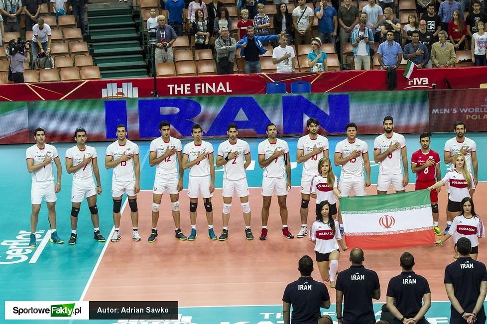 MŚ: Niemcy - Iran 3:0