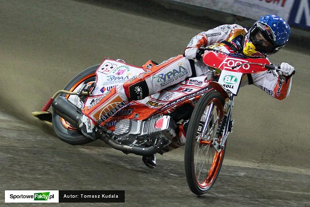 Indywidualny Mistrz Europy na razie nie zamierza wracać do startów w Grand Prix