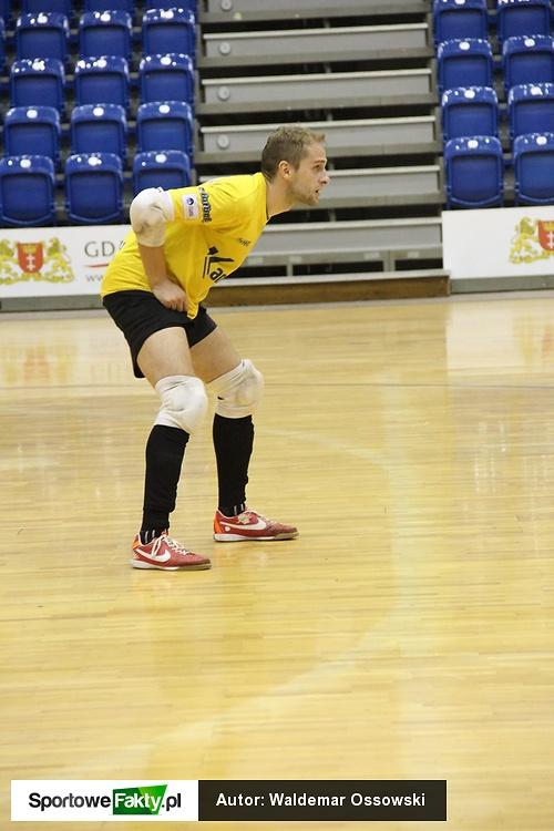 Ekstraklasa Futsalu: AZS UG - Gwiazda Ruda Śląska 2:2