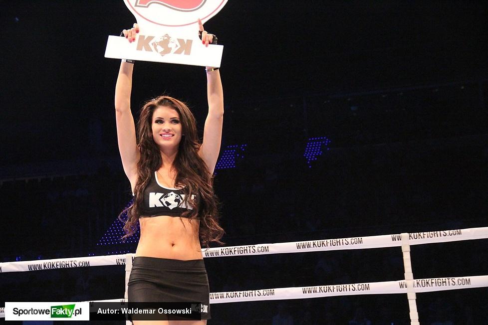 Ring Girls gali King of Kings World Grand Prix w Gdańsku