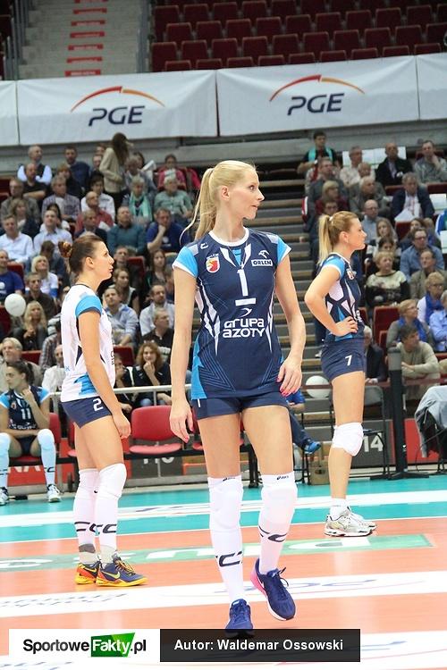 Na zdjęciu: Anna Werblińska...