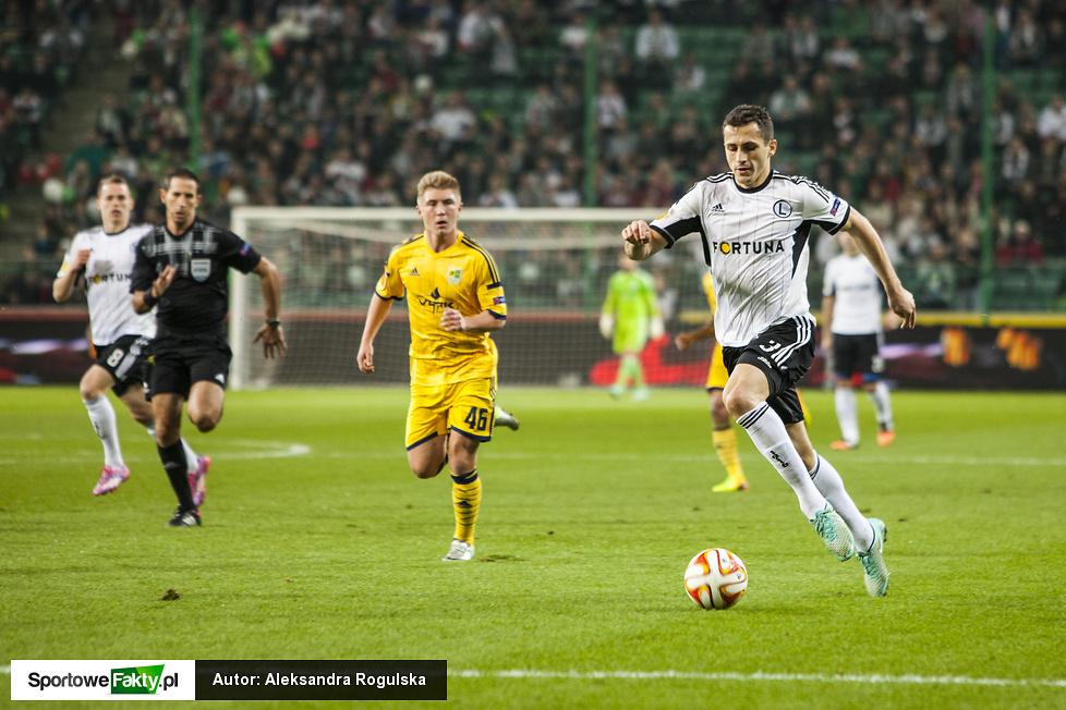 Legia Warszawa - FC Metalist Charków 2:1