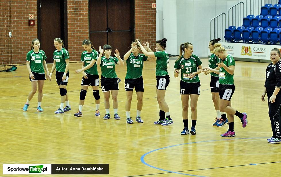 AZS Łączpol AWFiS Gdańsk - MKS AZS UMCS Lublin 32:26