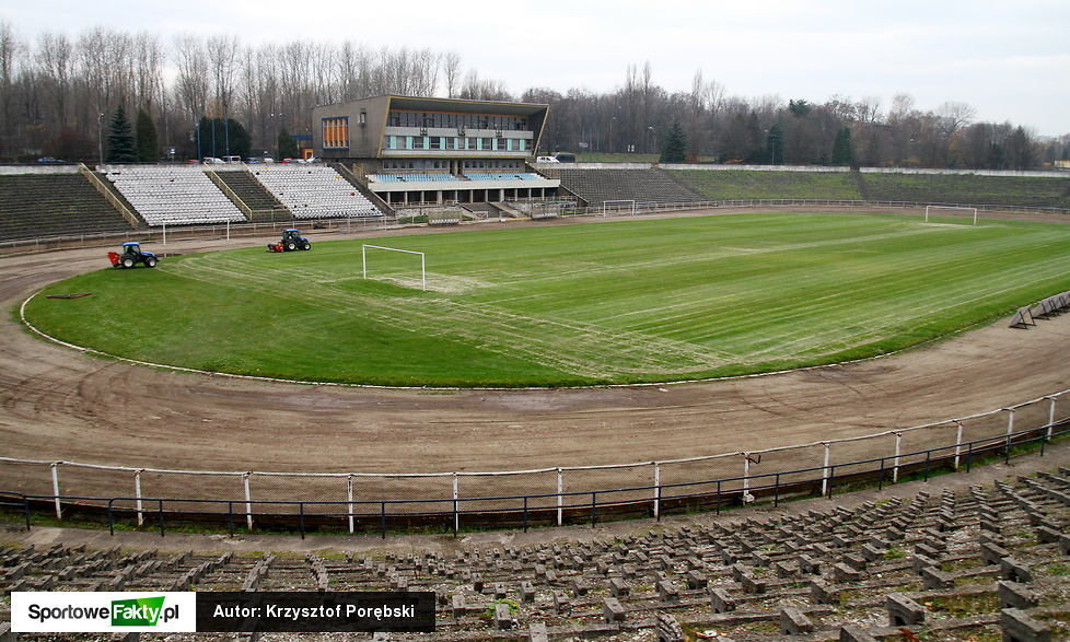 Żużlowy stadion