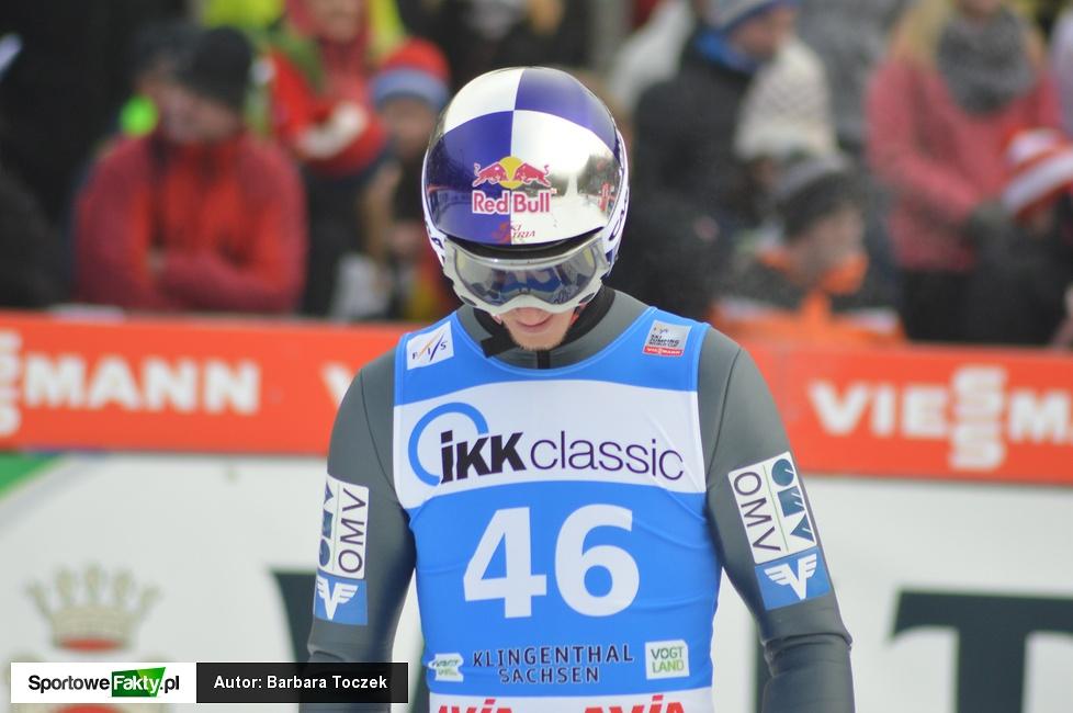 Konkurs indywidualny w Klingenthal