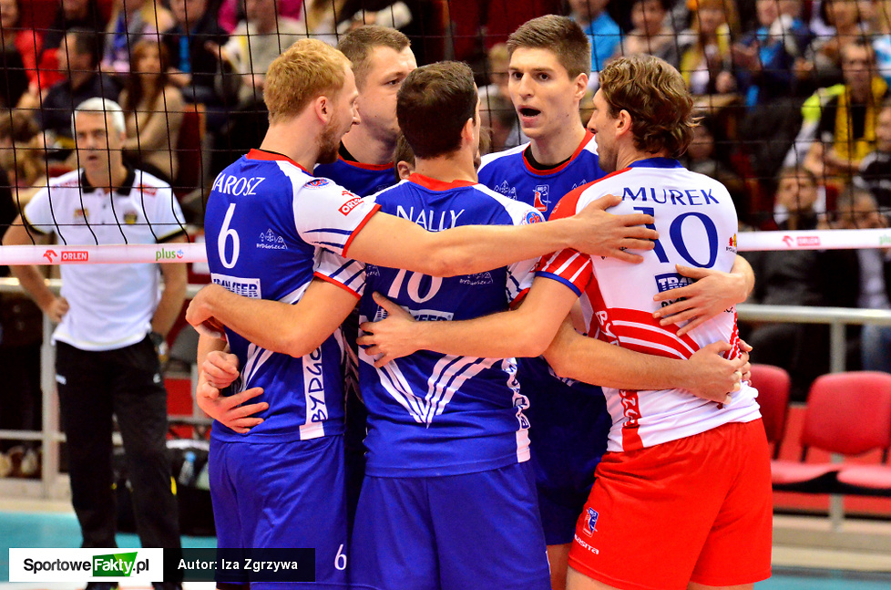 Lotos Trefl Gdańsk - Transfer Bydgoszcz 3:2