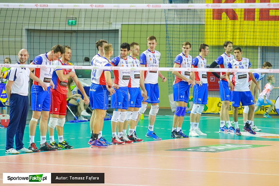 Effector Kielce - Lotos Trefl Gdańsk 0:3