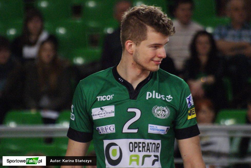 Transfer Bydgoszcz - AZS Częstochowa 3:1