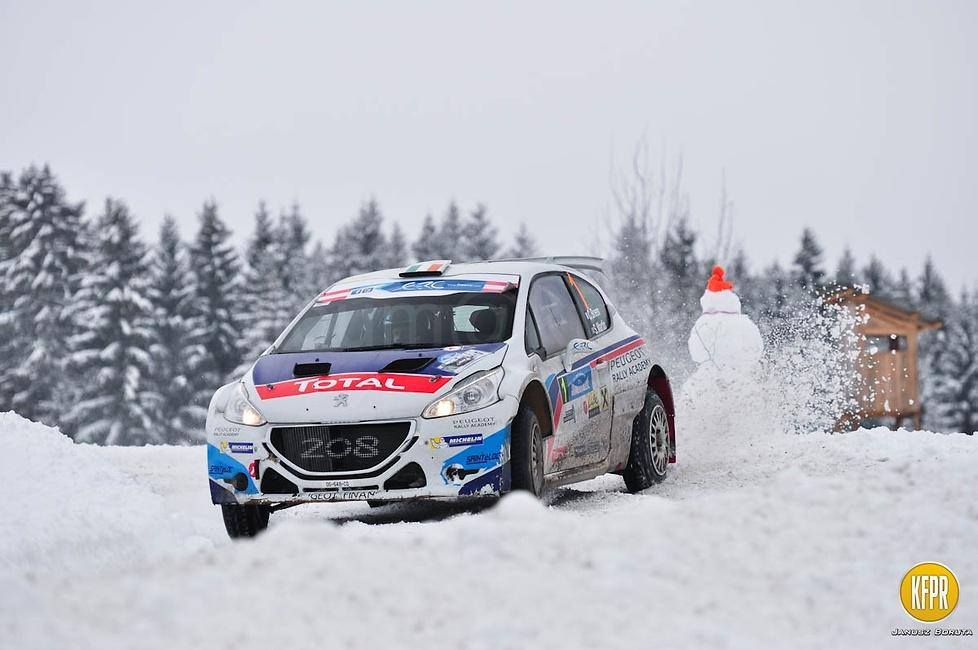 32. Internationale Jänner Rallye