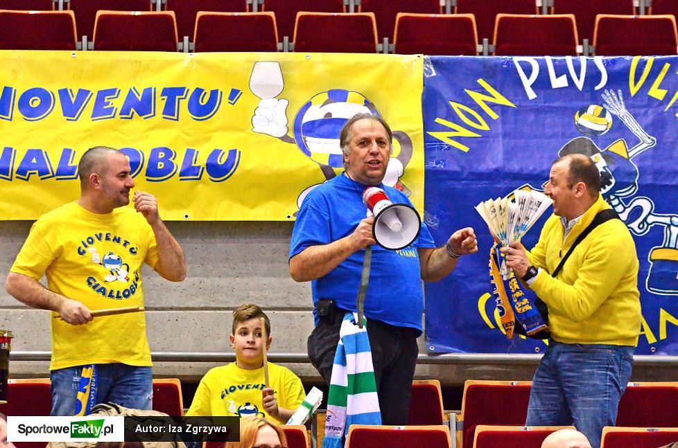 Puchar CEV: PGE Atom Trefl Sopot - Prosecco Doc-Imoco Conegliano 3:0