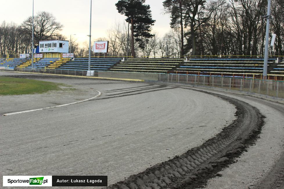 Przebudowa trybun na stadionie GKM-u Grudziądz
