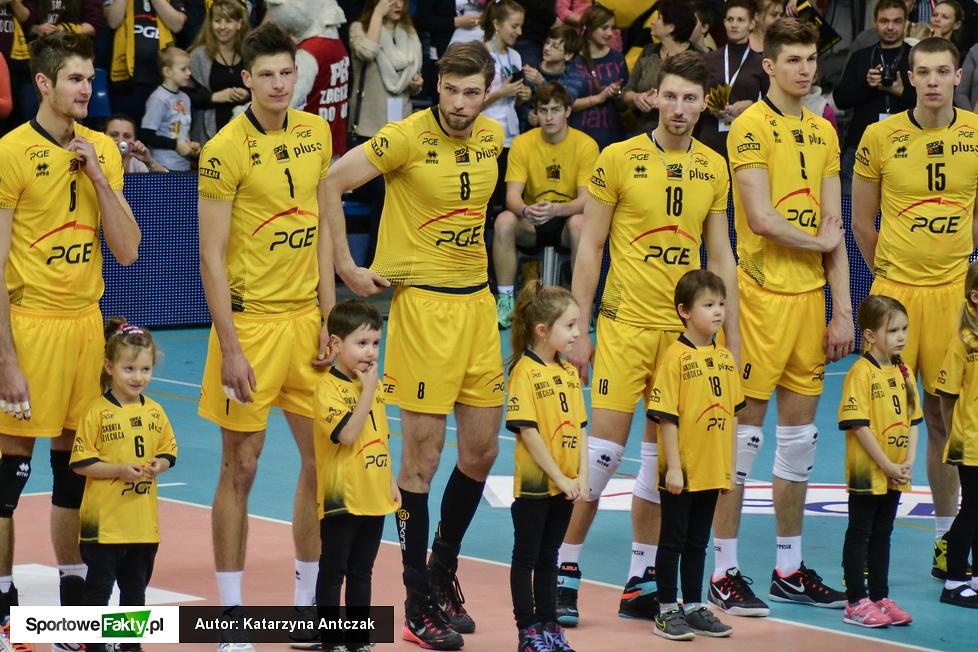 PGE Skra Bełchatów - Transfer Bydgoszcz 3:0
