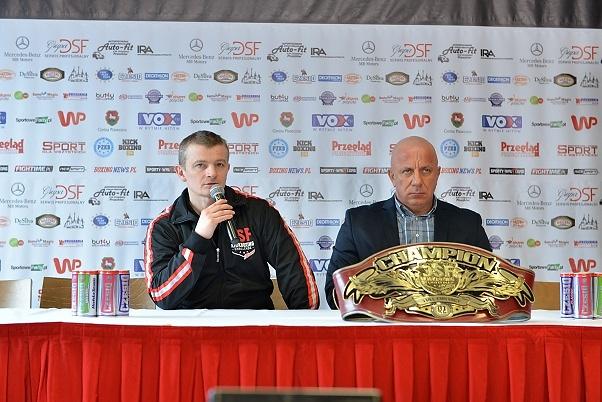 Ważenie przed galą DSF Kickboxing Challenge: Bitwa w Piasecznie