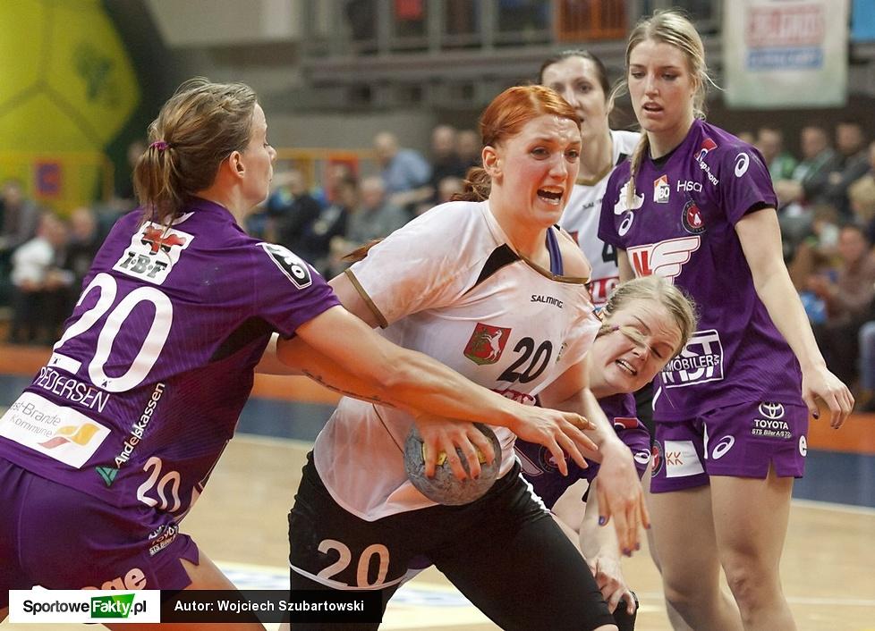 MKS Selgros Lublin - FC Midtjylland 25:35