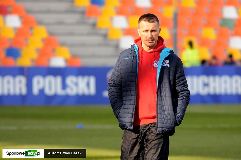 Puchar Polski: Podbeskidzie Bielsko-Biała - Piast Gliwice 1:0