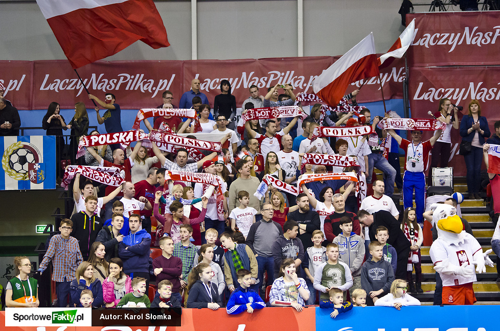 liminacje mistrzostw Europy w futsalu: Polska - Finlandia 2:3