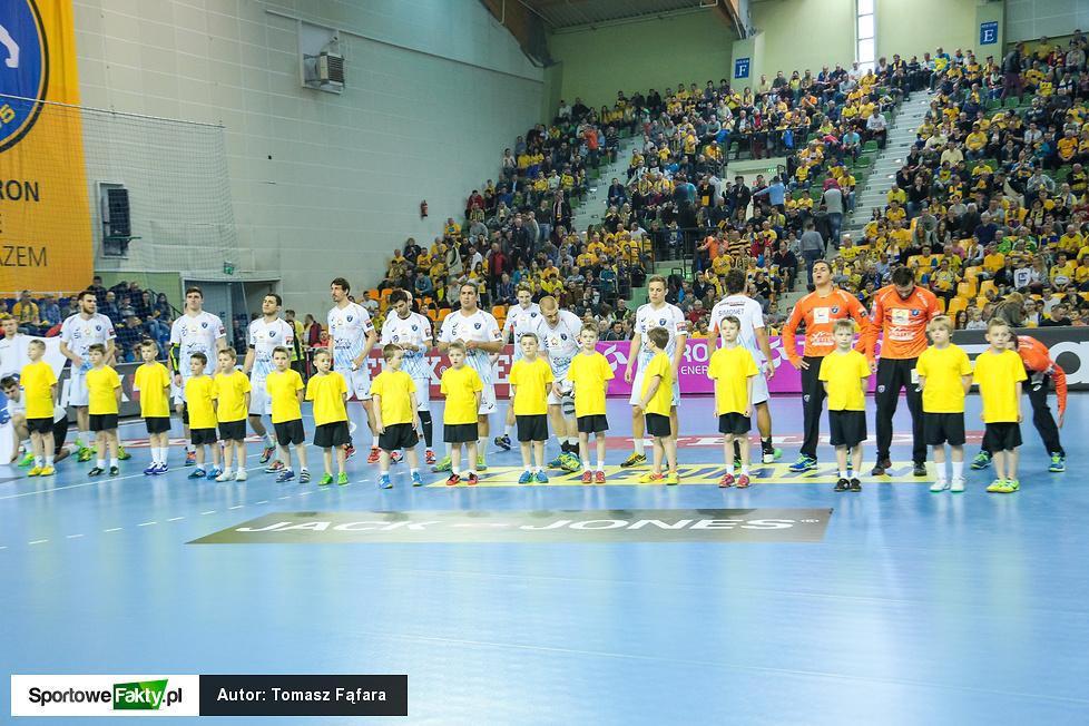 Vive Tauron Kielce - Montpellier Agglomeration HB 31:33