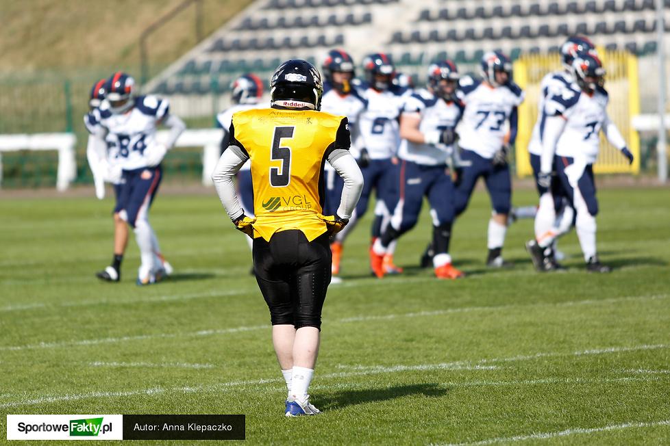 Topliga PLFA: Warsaw Eagles - Seahawks Gdynia 31:47
