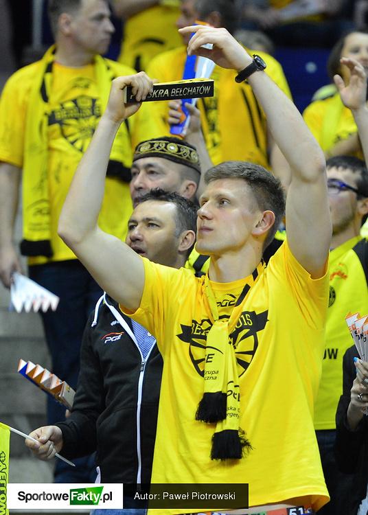 Kibice podczas finału Ligi Mistrzów w Berlinie