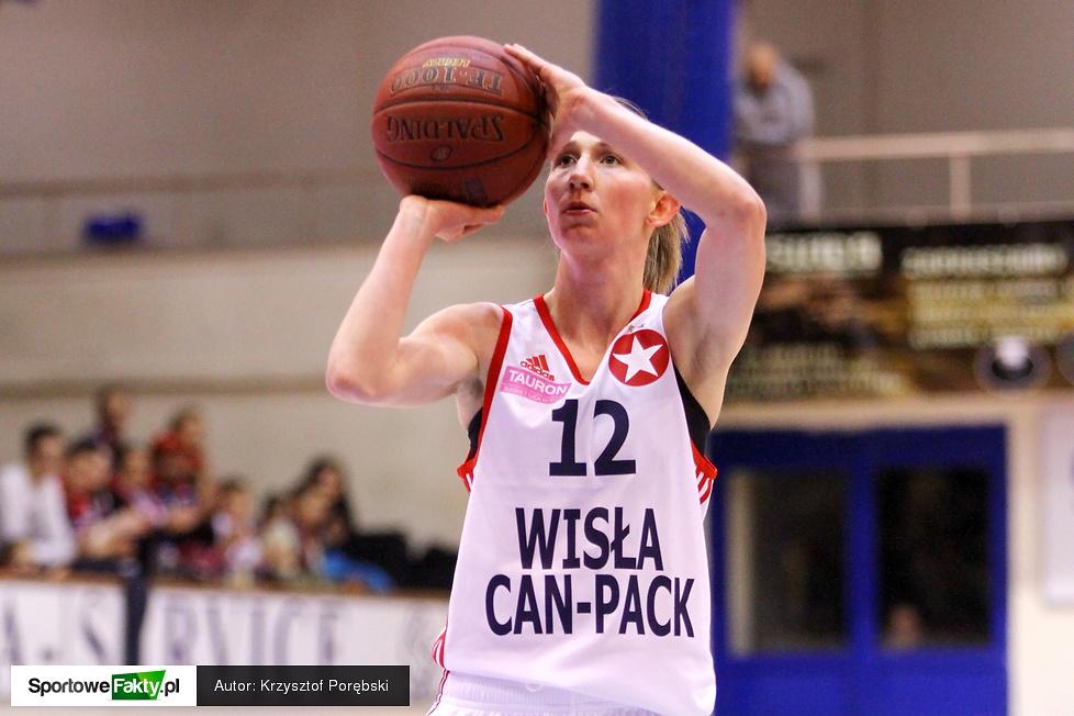 Wisła Can-Pack Kraków - CCC Polkowice 78:54