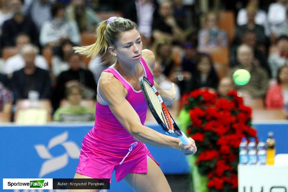 Finał Katowice Open: Camila Giorgi - Anna Karolina Schmiedlova 4:6, 3:6