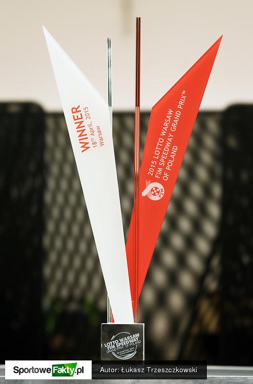 LOTTO FIM Warsaw Speedway Grand Prix Polski na Stadionie Narodowym to ...