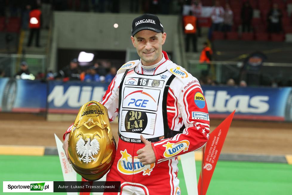 Pożegnanie Tomasza Golloba z cyklem SGP i podium Grand Prix Polski na Narodowym