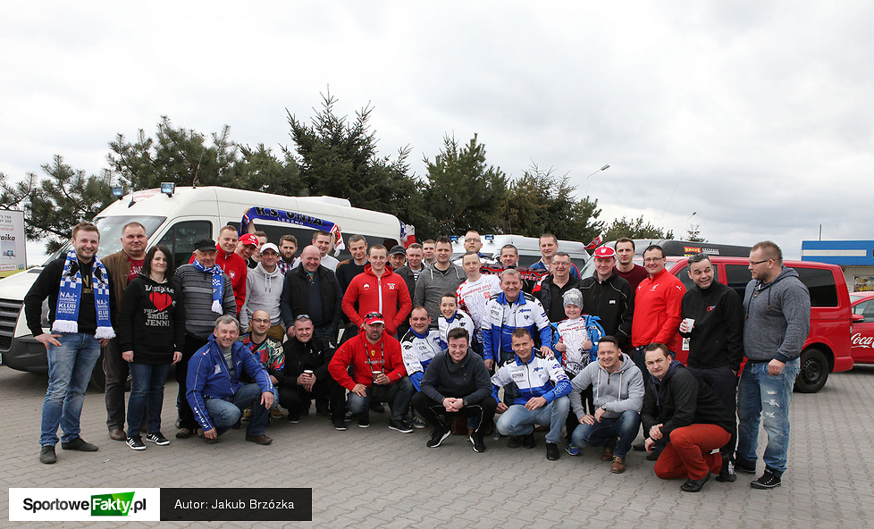 Kibice na Grand Prix Polski w Warszawie